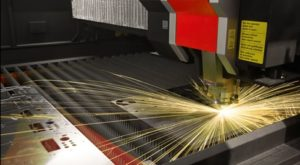 OMB adds a new laser cutting machine to its production line