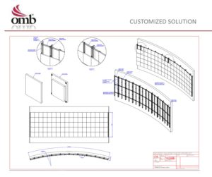 OMB realizes customized solutions for professional installations