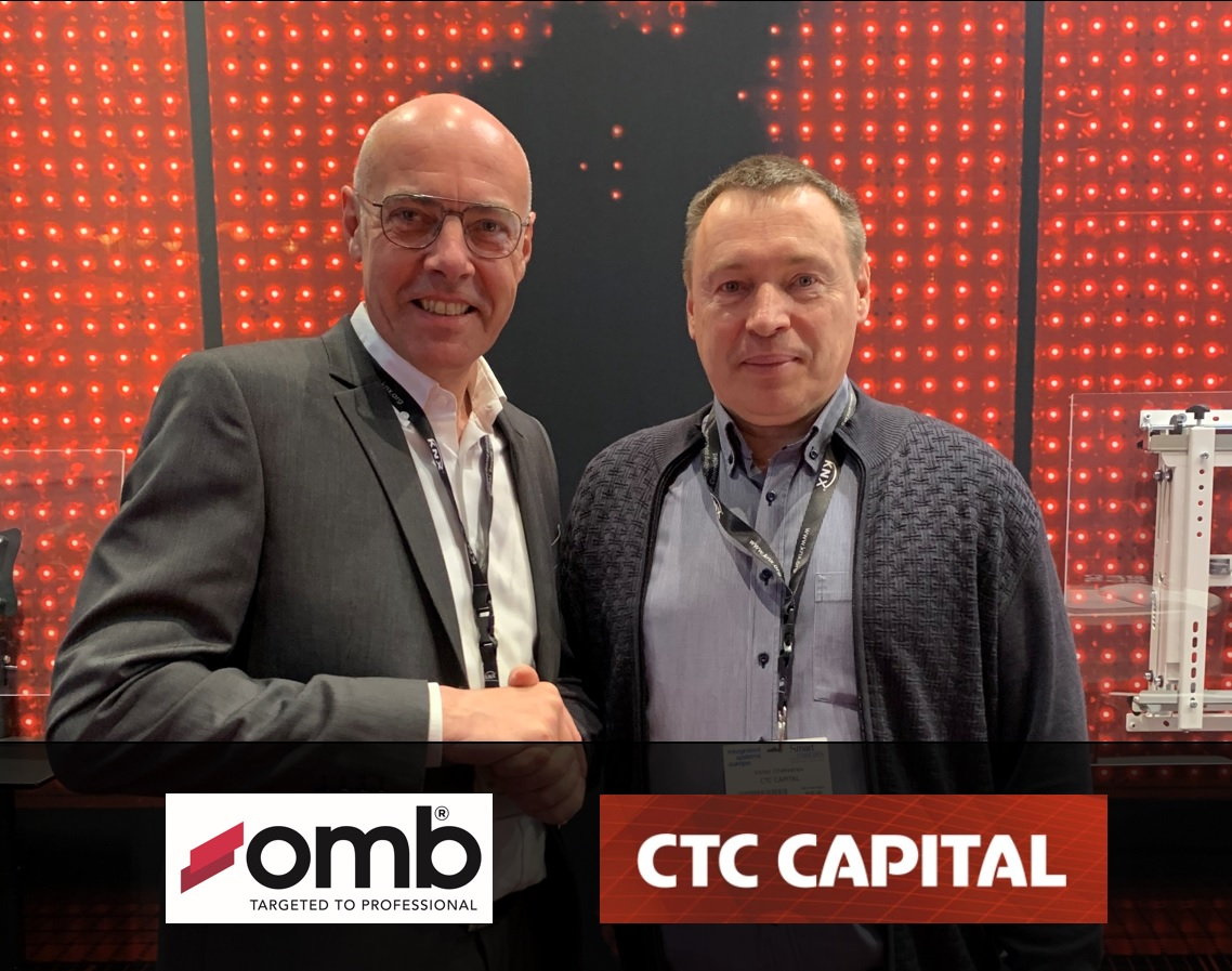 OMB and CTC CAPITAL have signed a distribution agreement for the Russian market