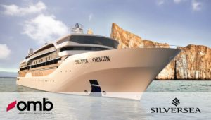 SILVERSEA CRUISES has chosen OMB's LED structure